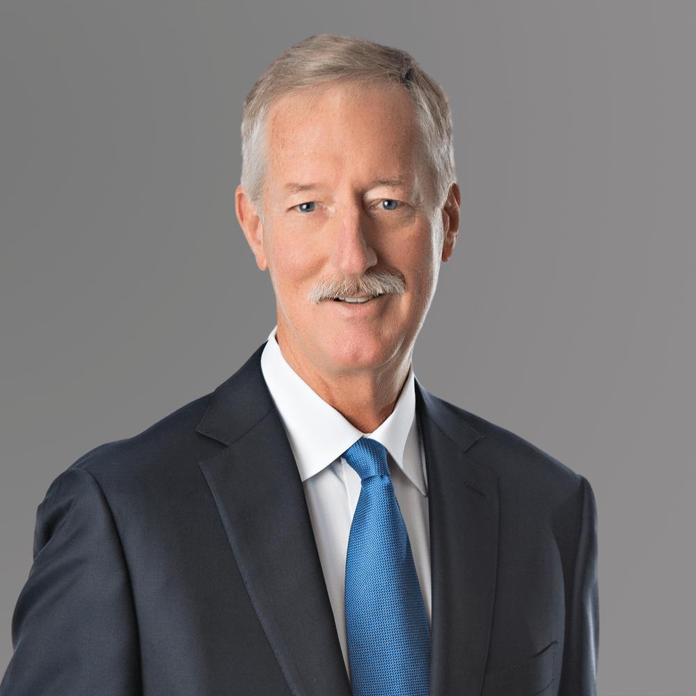 Portrait of Jay Van Andel, Board Co-Chairman